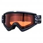 Ski goggles MARTES Glacier, Black
