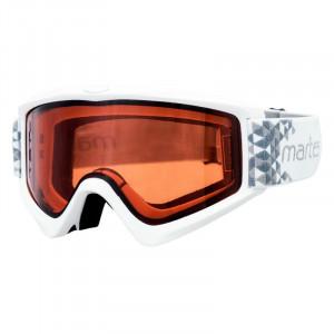 Ski goggles MARTES Glacier, White