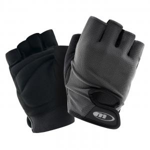 Mens fitness gloves MARTES Sofitnee, Black