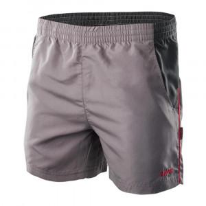 Mens shorts HI-TEC Melos, Graphite