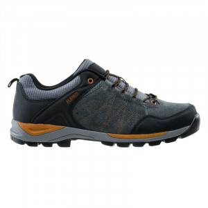 Mens outdoor shoes ELBRUS Debar, Dark grey