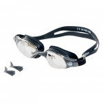 Swimming goggles AQUAWAVE Petrel, Black