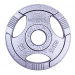 Olympic Steel Plate inSPORTline Hamerton 10 kg
