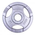 Olympic Steel Plate inSPORTline Hamerton 15 kg