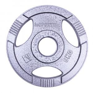 Olympic Cast iron Plate inSPORTline Hamerton 5 kg