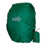 Raincoat for backpack TASHEV, 30-40 l, Green
