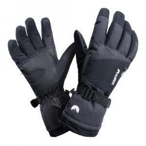 Mens gloves ELBRUS Sihhar, Black