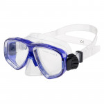 Diving mask AQUAWAVE Saphir JR, Blue