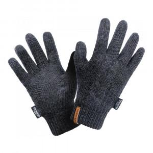 Winter gloves ELBRUS Remos, Dark grey