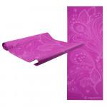 Yoga Mat inSPORTline Spirit, Purple