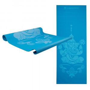 Yoga Mat inSPORTline Spirit, Blue