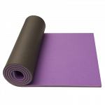 Double layer mat YATE 10 mm, Purple/Black