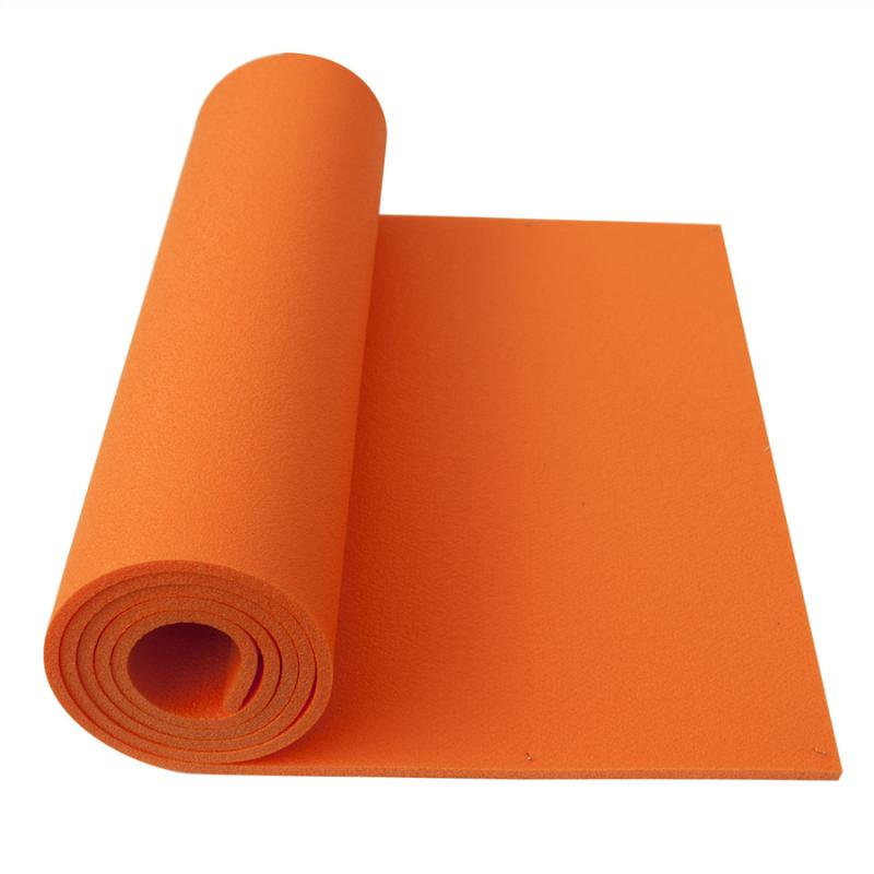 Single layer Mat YATE 8 mm, Orange