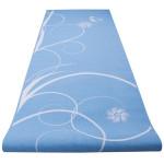 Yoga mat SPARTAN Bunt Blue, 4 mm