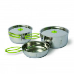Stainless steel cookware PINGUIN Duo L