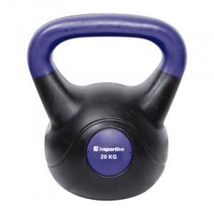 Dumbbell inSPORTline Vin-Bell Dark 20kg