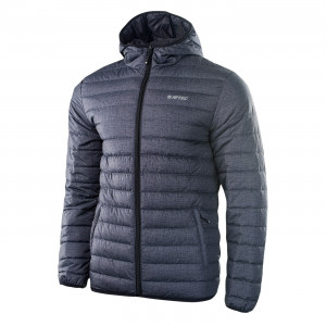 Down jacket HI-TEC Flen, Gray