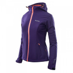 Tourist jacket HI-TEC Lady Caria II,Purple