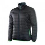 Mens jacket ELBRUS Tennes, Black/Green