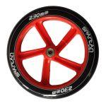 Spare wheel SPARTAN, 230 mm.