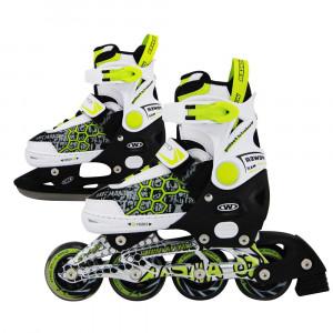 Skates Worker Reviro 2in1