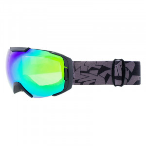 Ski goggles IGUANA Saas, Black