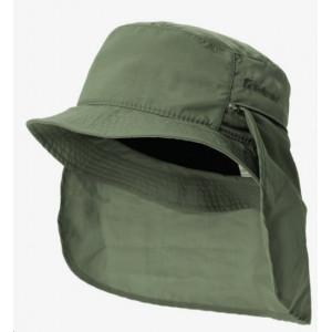 TREKMATES Mojave bucket hat, Olive green