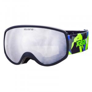 Ski goggles IGUANA Sode Jr, Black