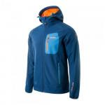 Mens softshell jacket ELBRUS Sogne, Blue