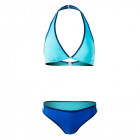 Womens two pieces swimsuit MARTES Lady Festa, Blue/Blue