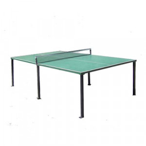 Tennis table for outdoor installation YAKO