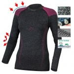 Womens thermal t-shirt LASTING Tela