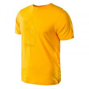 Mens T-shirt ELBRUS Algro, Yellow