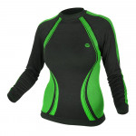 Thermo blouse HI-TEC Rico Wo s, Green