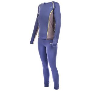 Thermal underwear HI-TEC Kano Set Junior, Blue