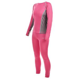 Thermal underwear HI-TEC Kano Set Junior, Pink