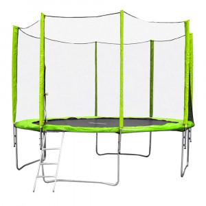 Trampoline Set inSPORTline Froggy PRO 430 cm
