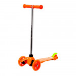 Scooter METEOR three-wheel, Orange