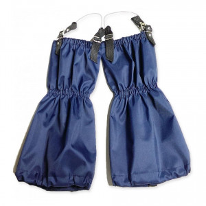Gaiters with metal wire