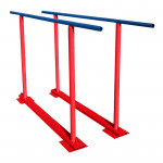 Parallel Bars for Outdoor Gym