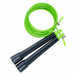 Jumping rope MARTES Crossjump, Black/Green