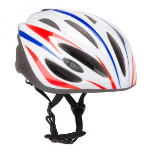 Bike Helmet WORKER Swirly