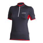Womens smuggled jersey  BIZIONI WD2, Black