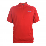 Cycling T-shirt HI-TEC Fabi, Red