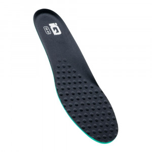 Insoles IQ Action, Black/Green