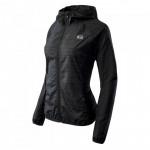 Womens running jacket IQ Erkon Wmns, Black