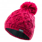 Winter hat HI-TEC Bell Jr, Cherry