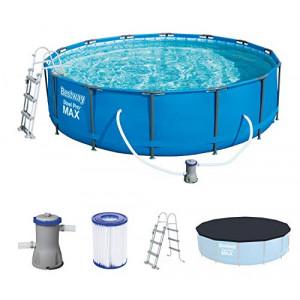 Garden pool Bestway Steel Pro Max 427