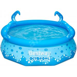 Children's inflatable pool Bestway Octopool
