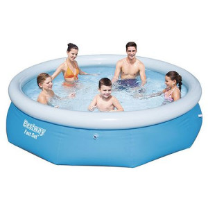 Pool without filter pump BESTWAY Fast Set